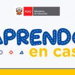 HORARIO DE LA SEMANA 15 #YOAPRENDOENCASA